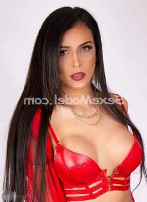 Oriana escorte massage sexe